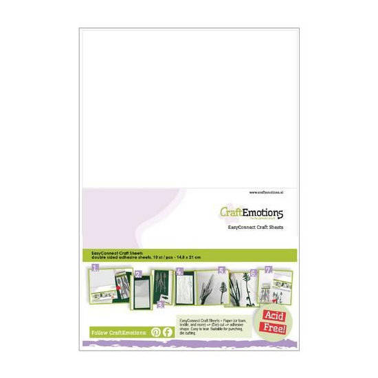 CraftEmotions - EasyConnect - Craft sheets - A5