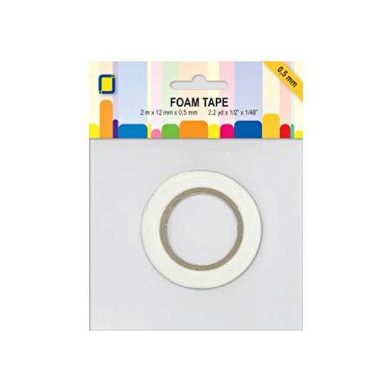 JeJe-Foam tape-0,5mm-2m