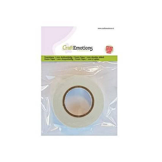 CraftEmotions - Foamtape - 1 mm