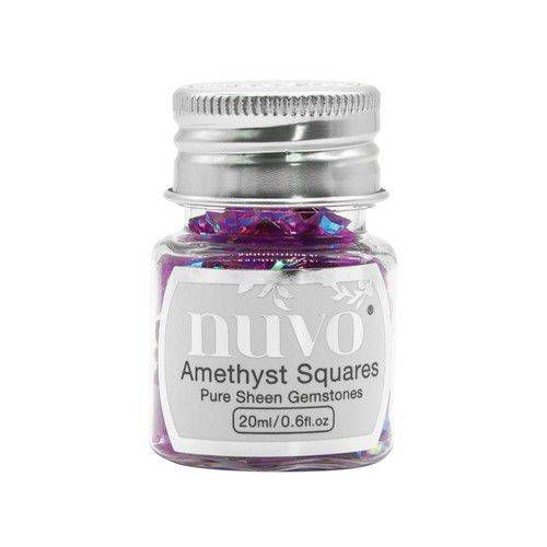Nuvo-Gemstones-Amethyst Purple