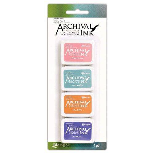 Wendy Vecchi-Mini Archival Ink Pad-Kit 3