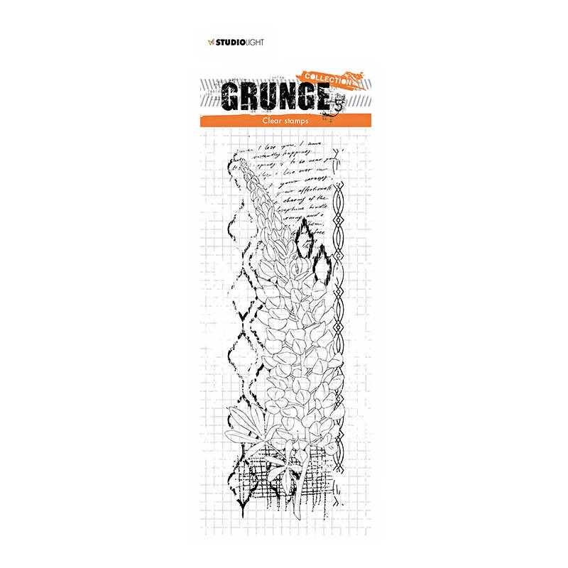 Studio Light - Clear stamp - Grunge Collection - nr.39