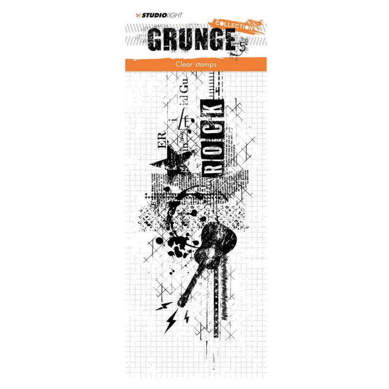 Studio Light-Clearstempel-Grunge Collection-nr 339