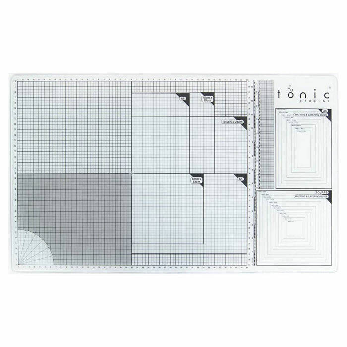 Tonic Studios - Glass Cutting Mat - A3