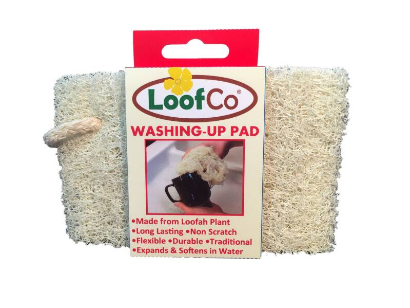 Afwasspons loofah