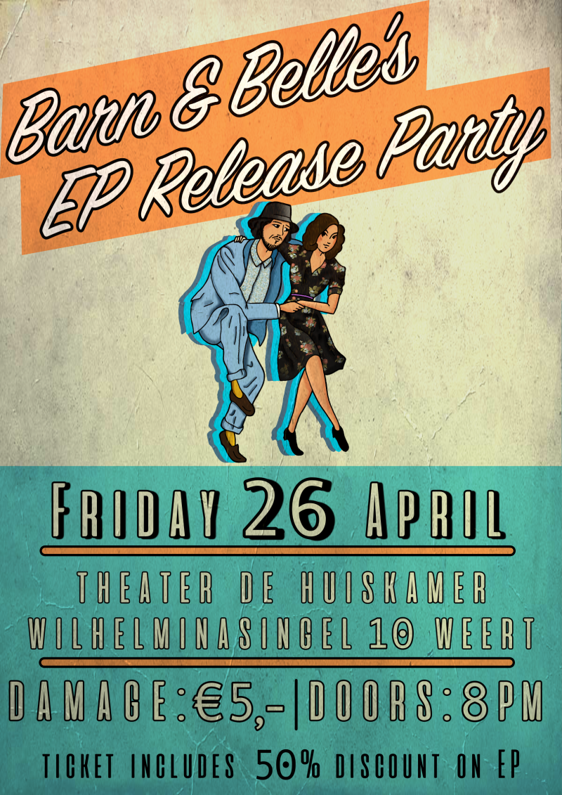 Ticket EP Release Party 'Dancing Shoes'