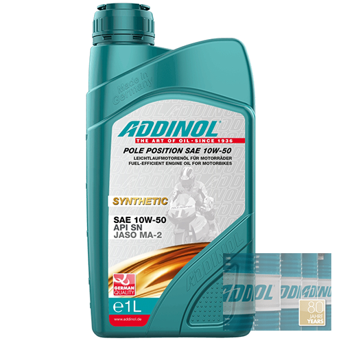 ADDINOL Pole Position 20W50