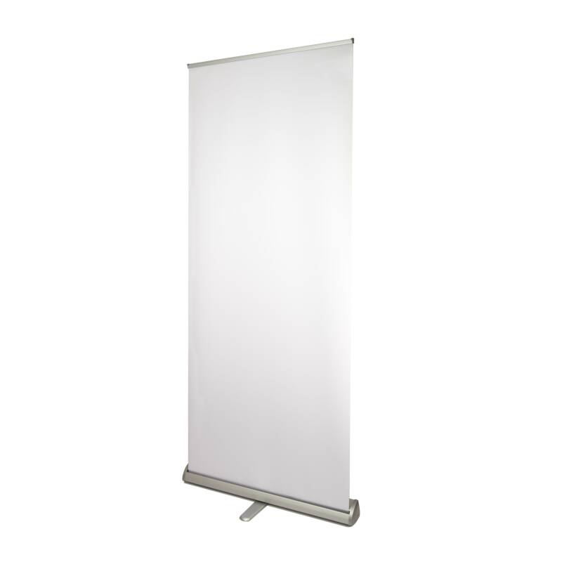 Roll up banner SILVER