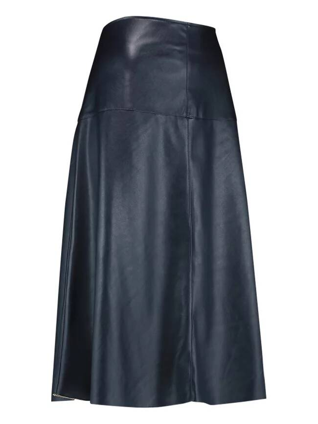 Penny dull leather skirt Studio Anneloes