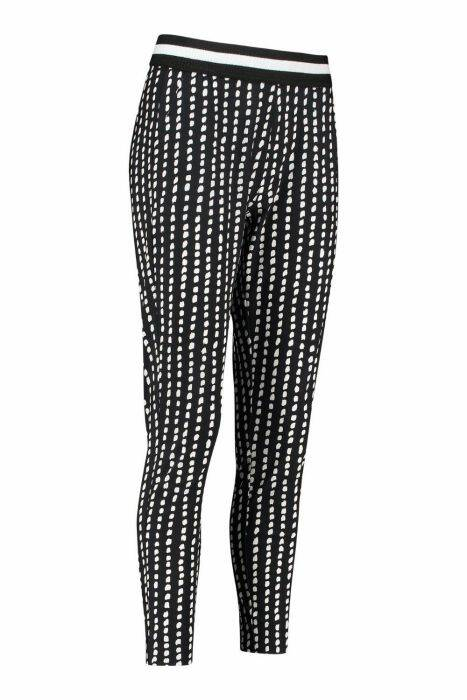 Floria dotted line trousers Studio Anneloes