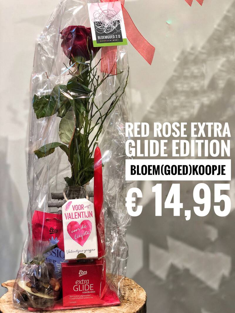 Red Rose Extra Glide Edition