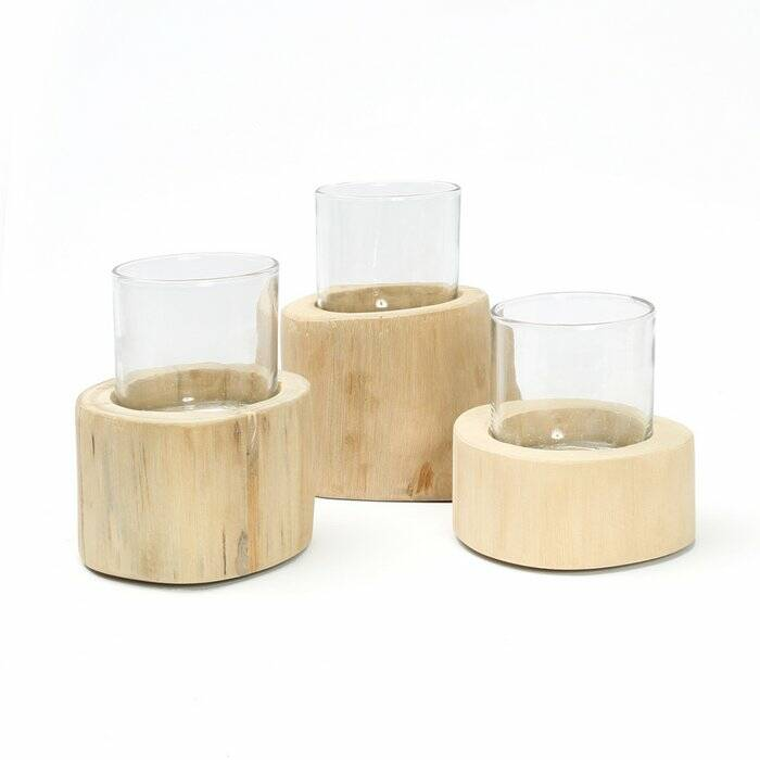 The Candle Trio - Natural