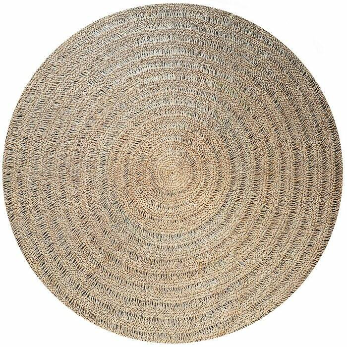 The Seagrass Carpet - Natural - 200cm