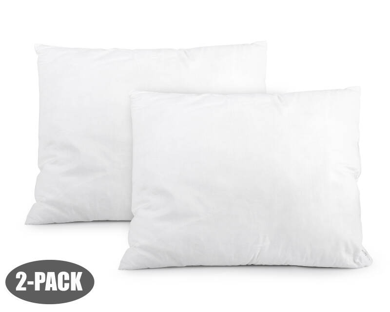ELISABETH PILLOW DUO PACK WHITE