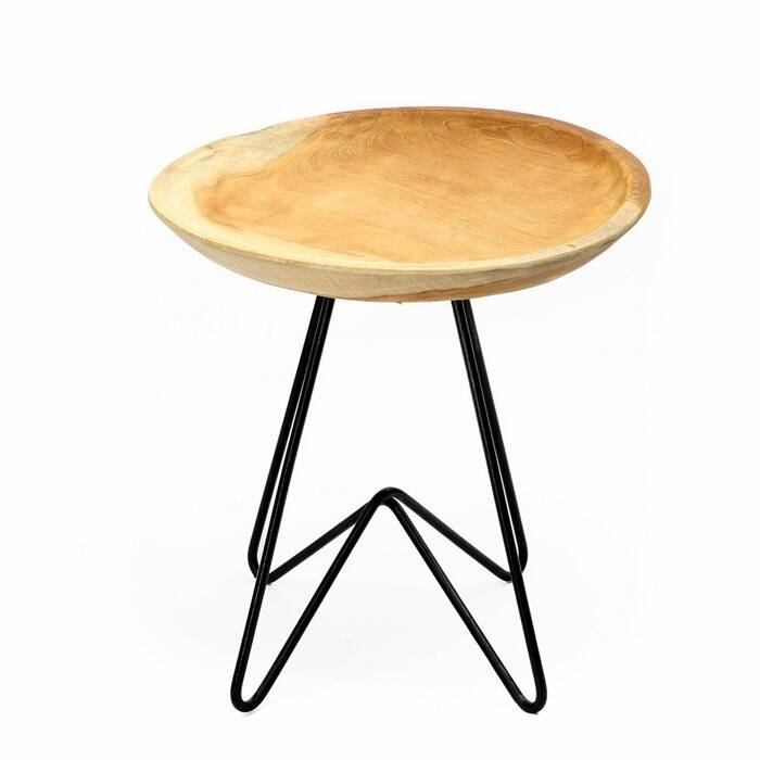 The Rain Tree Side Table