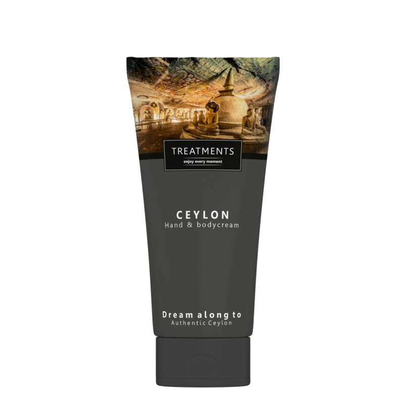 Hand & bodycream Ceylon 200 ml