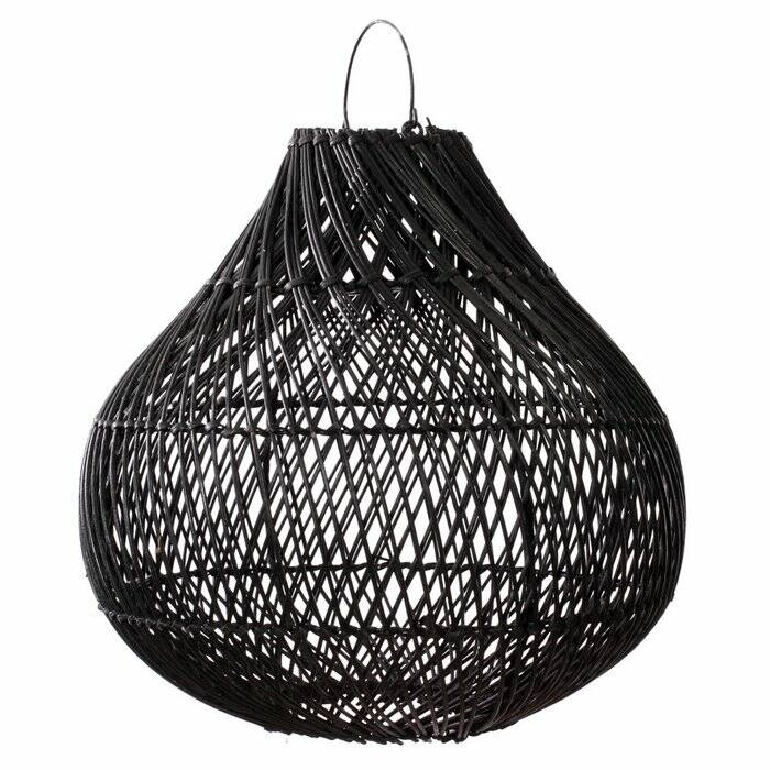 Hanglamp Bottle - Black - L