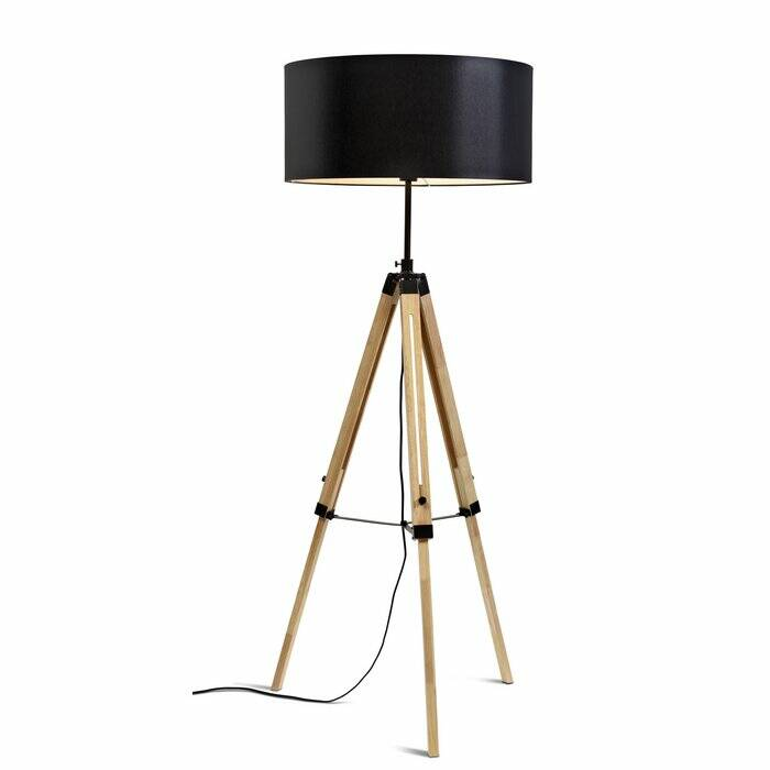 Floor lamp Darwin shade 6030 - 6 kleuren