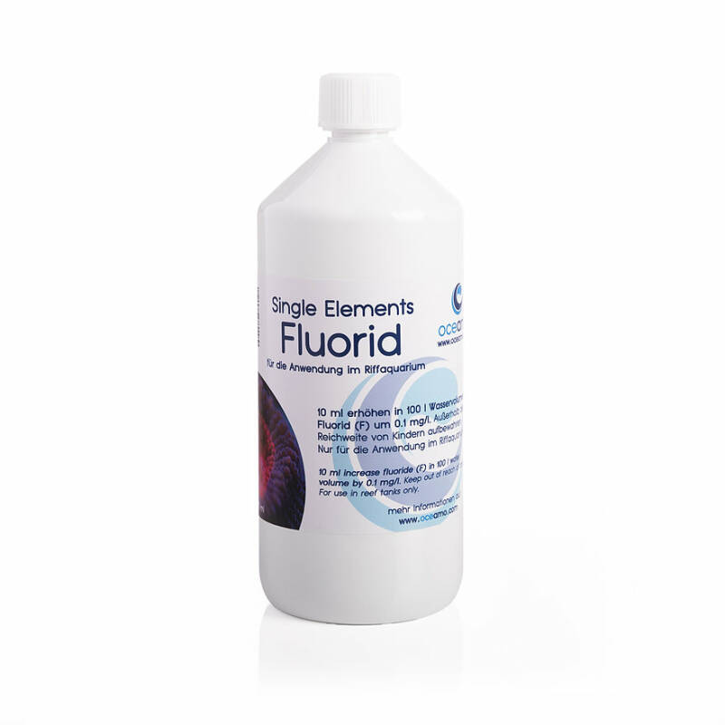 Single Elements Fluorid, 1000 ml