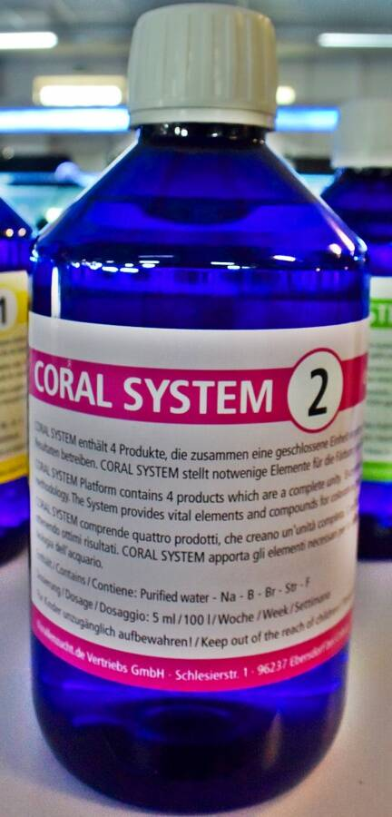 Coral System 2 - Coloring Agent 2