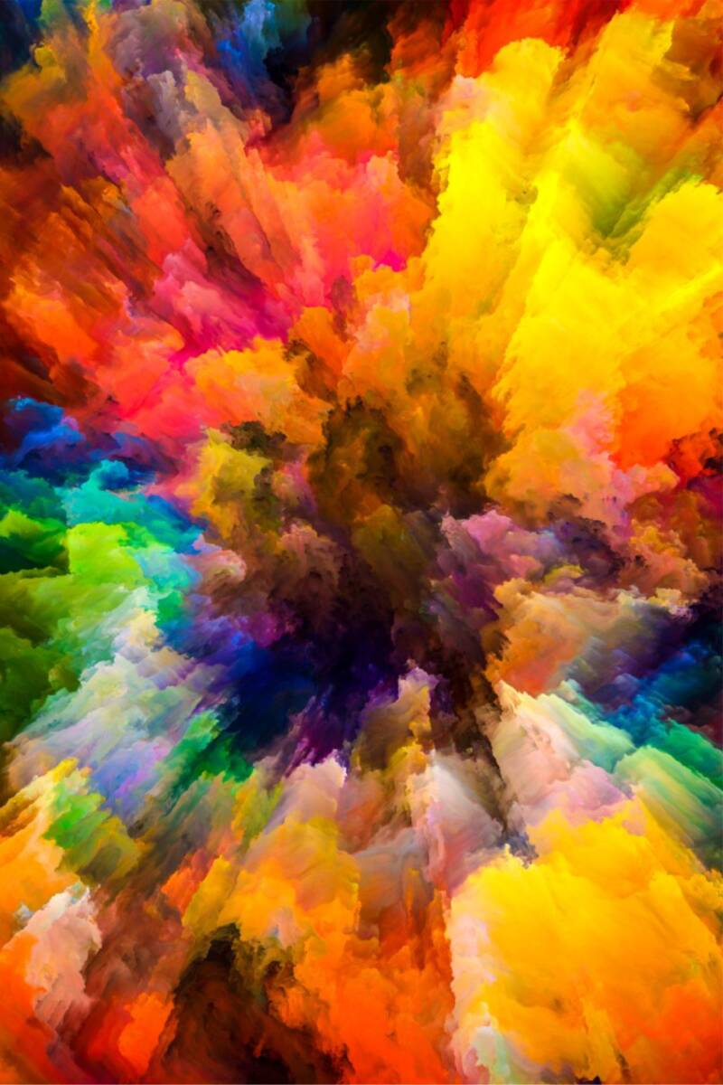 AcousticPro Color Explosion