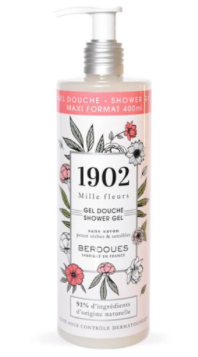 1902 - Douche gel - 200 ML OF 400 ML