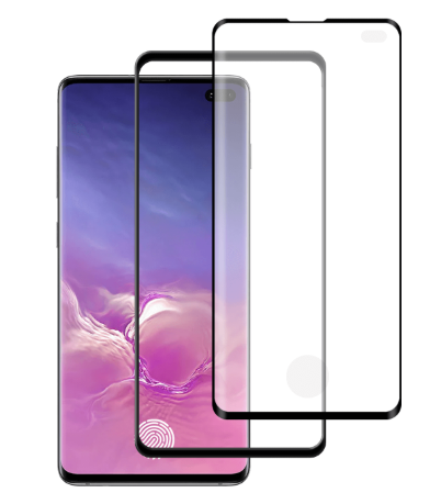 Samsung Galaxy S10 Plus Tempered Glass Screen Protector 5D Full Cover