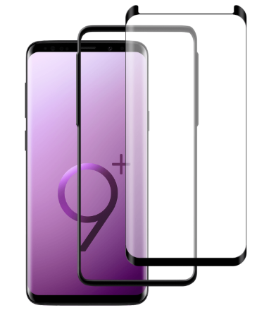 Samsung Galaxy S9 Plus Tempered Glass Screen Protector 5D Full Cover