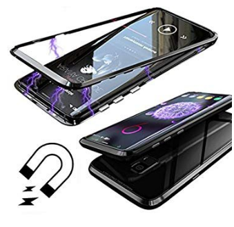 360 Magnet Strong Case For iPhone XR 6.1 & Glass