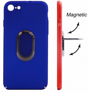 Magnetic & Holder Case For iPhone X