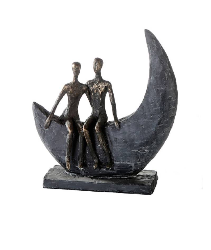 Sculptuur Moon