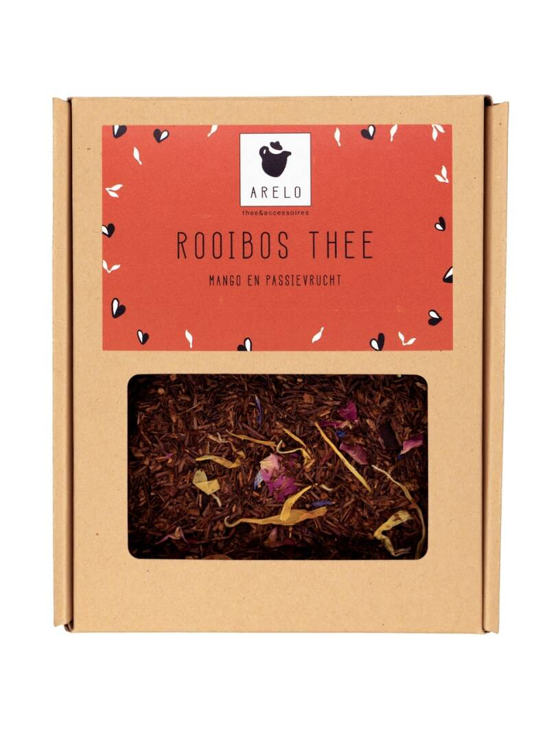 ARELO   Thee   Rooibos Mango Passievrucht