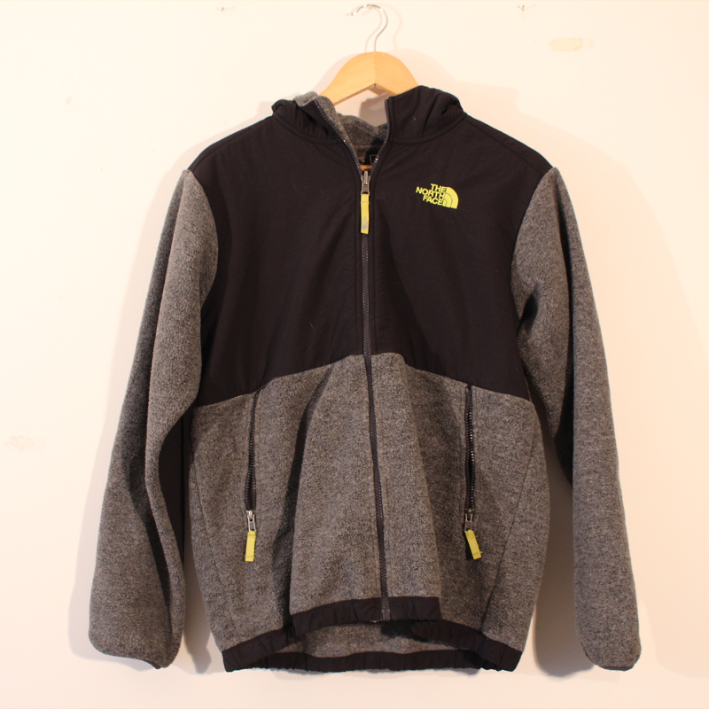 D12. North Face hoodie - size XL