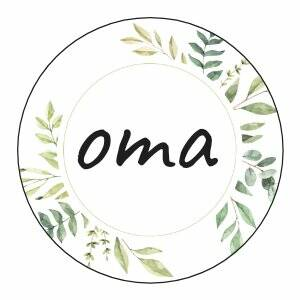 Oma | Sticker | SluitZegel