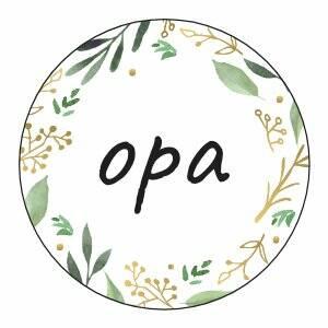 Opa | Sticker | SluitZegel