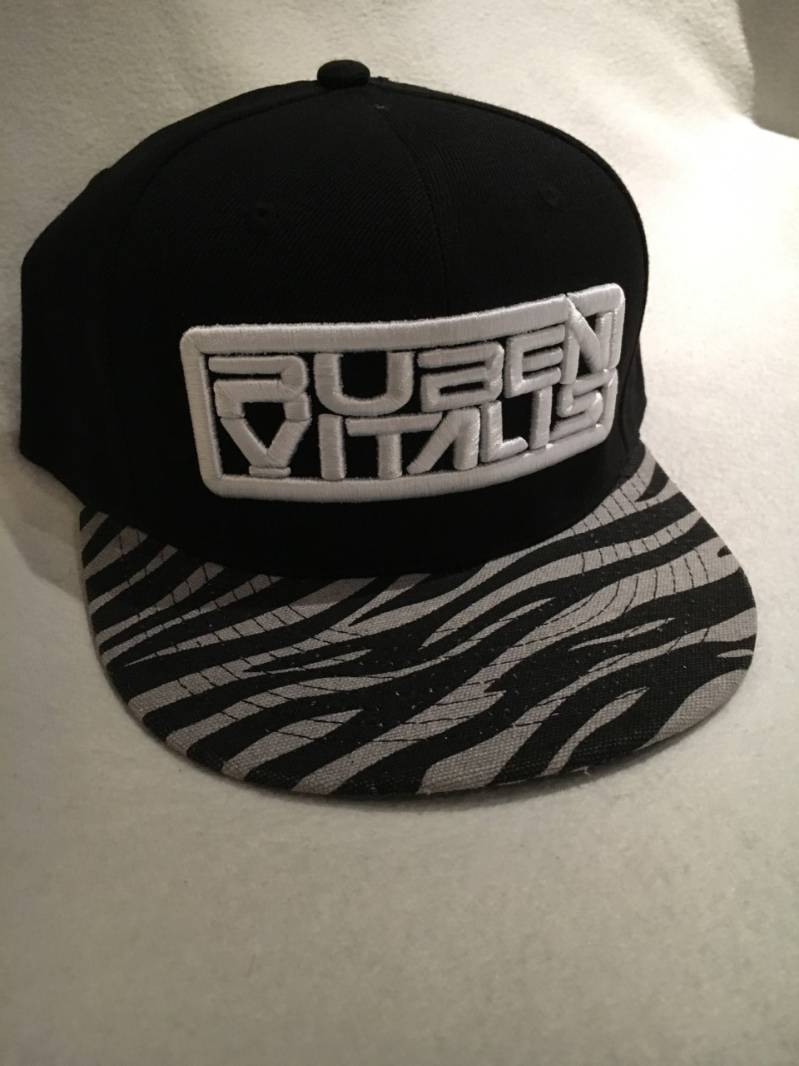 SNAP BACK ZEBRA