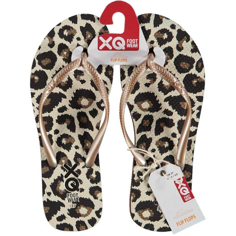 Sarlini Slippers Panther White