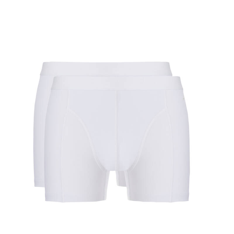 ten Cate Basic Boxers 2-pack White