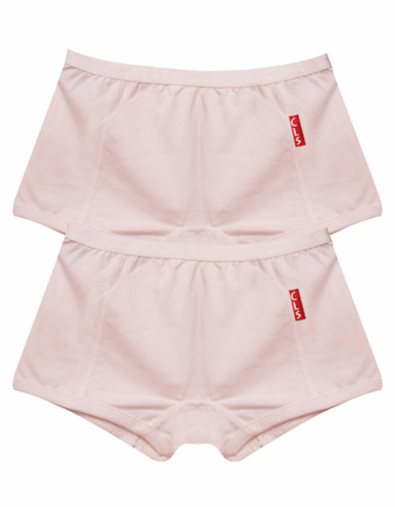 Claesen's Basic Boxers 2-pack Pink