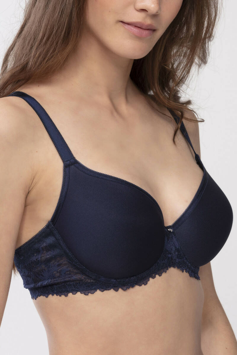Mey Luxurious Spacer Full Cup Bra Night Blue