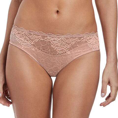 Wacoal Lace Perfection Brief Rose Mist