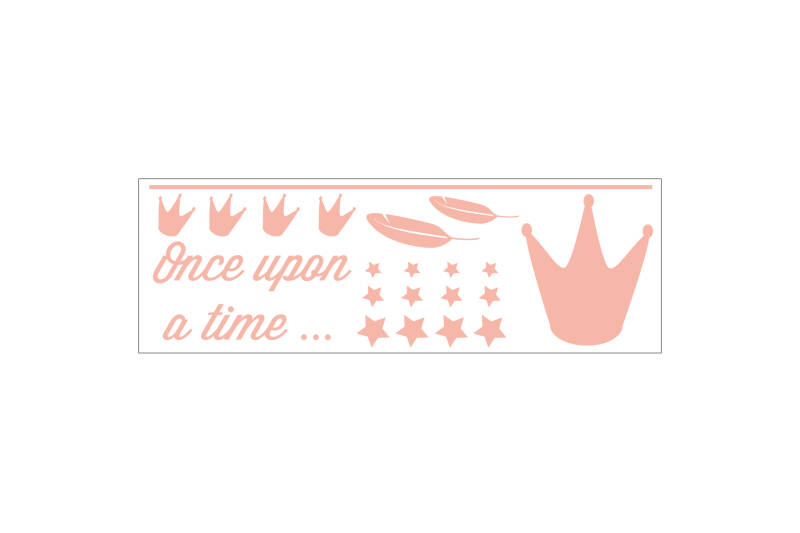Dame Blanche - Crown Sticker
