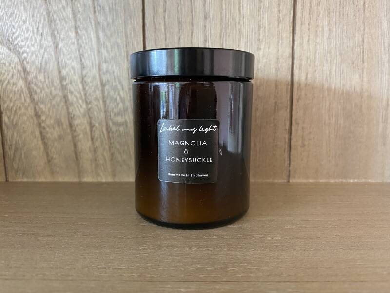 Amber Collection - Geurkaars 180 ml