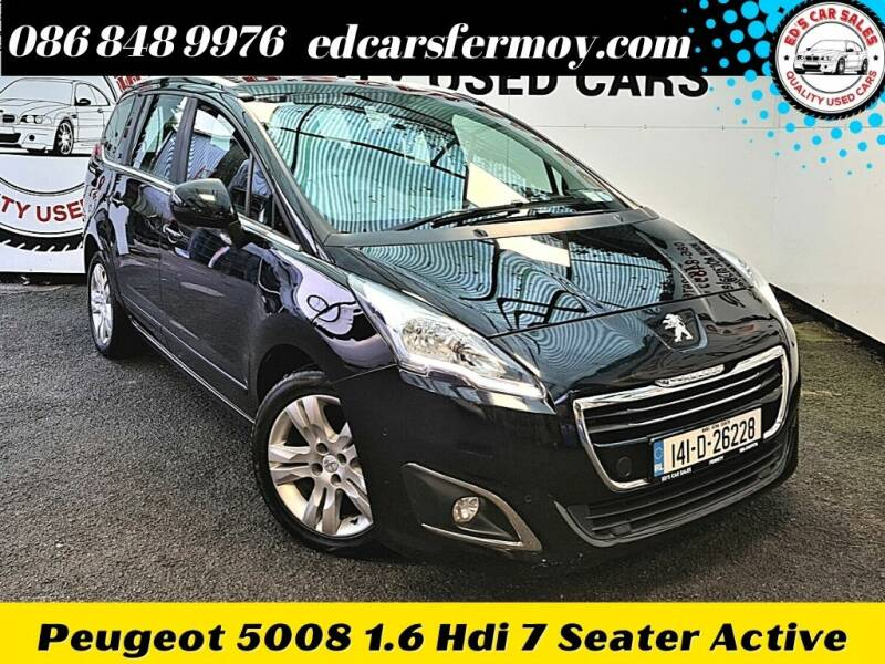 Peugeot 5008 1.6 Hdi 7 Seater Active 2014 (141)