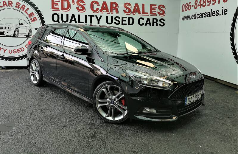 Ford Focus ST2 2.0 TDCi 185PS PowerShift 2016 (162)