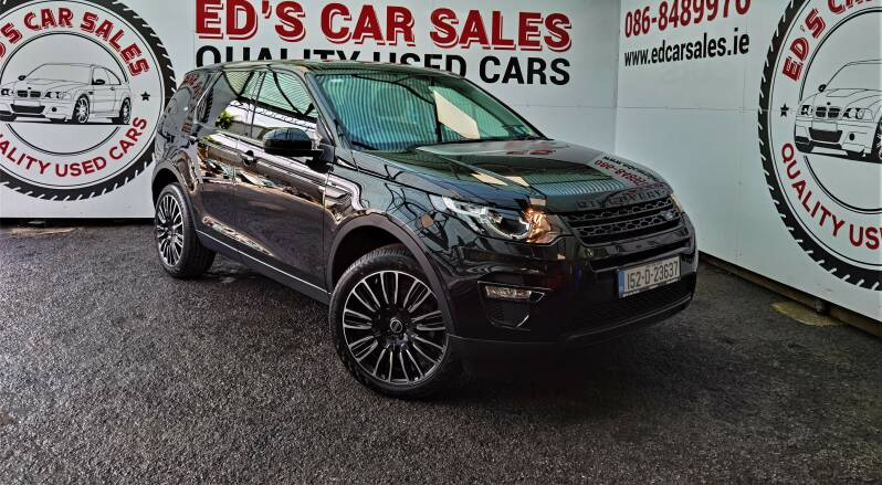 Land Rover Discovery Sport 2.0 TD4 - 7 SEATER