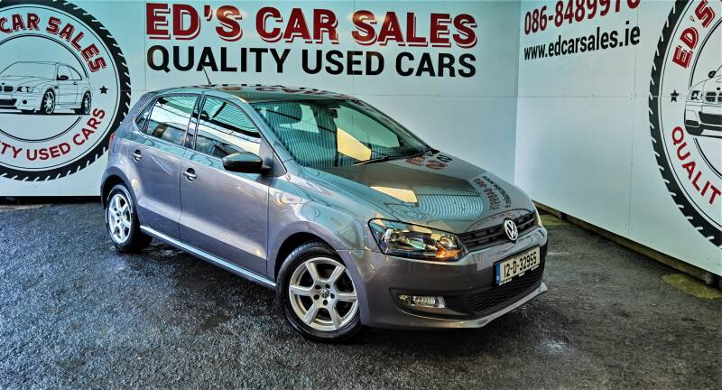 Volkswagen Polo 1.2 Petrol New NCT 2012