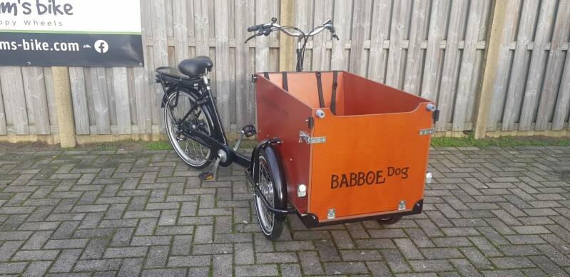 E-Babboe Dog (Demo model)