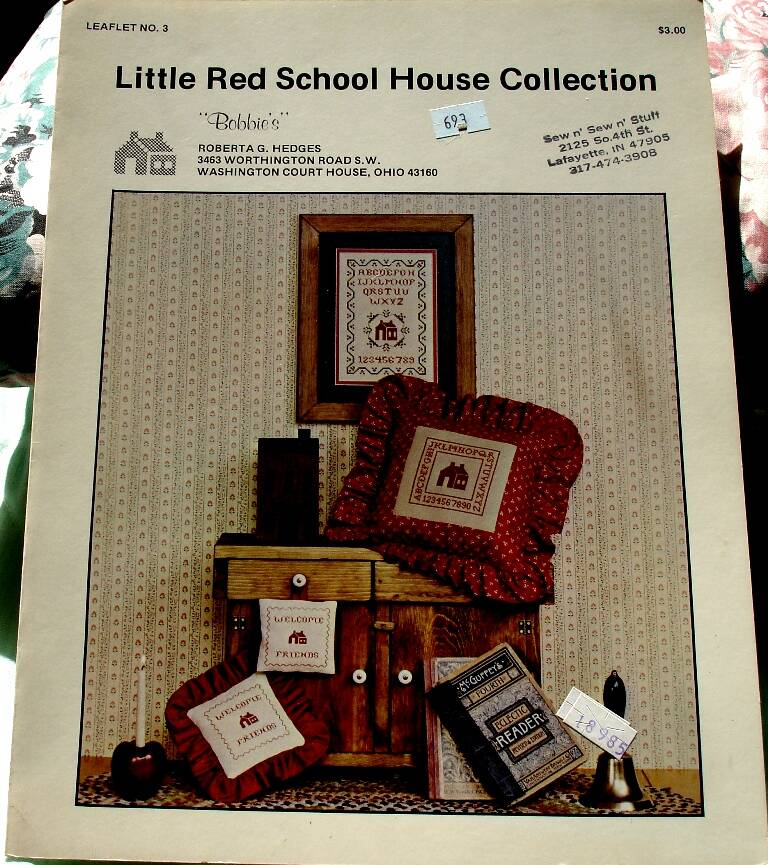 Bobbie's By Little Red School House Collection
