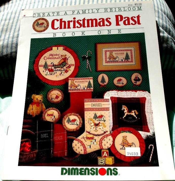 Christmas Past Book One by Dimensions  #144